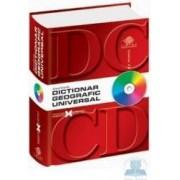 Dictionar geografic universal - Anatol Eremia - Contine CD