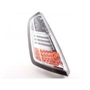 FK-Automotive LED feux arrières pour Fiat Grande Punto (type 199) An 05-, chrome
