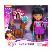 Dora Y Su Perrito Fisher Price