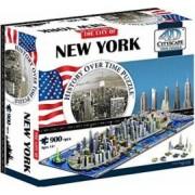 NEW YORK Puzzle 4D Cityscape