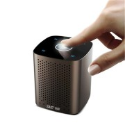 T11 Portable Wireless Bluetooth Speaker Stereo HIFI Subwoofer TF Card FM Radio With Touch Screen