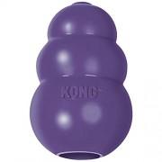 KONG Senior Juguete para Perro, Color Morado, Púrpura, Large