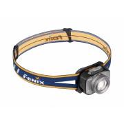Latarka czołówka diodowa Fenix HL40R - szara
