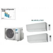 Daikin Climatizzatore Dual Perfera 2mxm50m9 + 2 X Ftxm25m 9+9