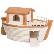 Fa játék Noé bárkája