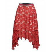 Hilfiger Collection Lace Midi Skirt