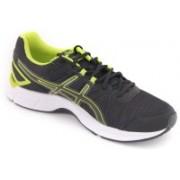 Asics Gel-Galaxy 8 Men Running Shoes For Men(Black, Black, Yellow)