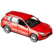 RMZ City - 1/36 Porsche Cayenne Turbo (Red)