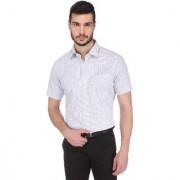 Dudlind Men Formal Half Sleeve Regular Fit Shirt Multicoloured | Mens Shirts for Office and Business wear