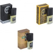 Skyedventures Set of 3 Kabra Black-Kabra Yellow-The Boss Perfume