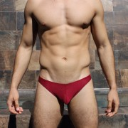 McKillop Gravity Custom Sphere Bikini Underwear Wine GKSP-WN1