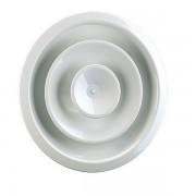 Deckenluftdurchlass CD mit Mengenregulierung