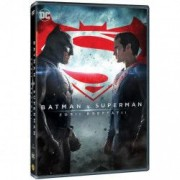 BATMAN V SUPERMAN DAWN OF JUSTICE DVD 2016