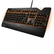 Клавиатура Asus ROG STRIX FLARE Call of Duty - Black Ops 4 Edition, гейминг, механична (Cherry MX Switches), мултимедийни бутони, Aura Sync RGB подсветка, черна, USB