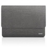 Калъф Lenovo 15 Ultra Slim Sleeve with pockets (for IdeaPad 110/320/320s/520/720/720s) Grey, GX40Q53789