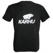 Karhu Herren Kurzarm-T-Shirt Karhu T-PROMO 1 Schwarz Größe s
