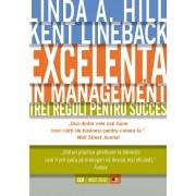 Excelenta in management. Trei reguli pentru succes (eBook)