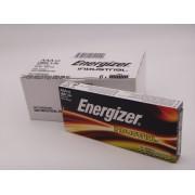 Baterie Energizer industrial alcalina AAA LR03 1.5V R3 set 10 bucati