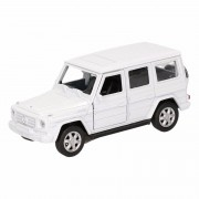 Mercedes Speelgoed witte Mercedes-Benz G-Class speelauto 12 cm - Action products