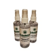 MediClean Alkoholos Kézfertőtlenítő spray 100 ml