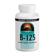 VITAMIN B (B-125) 125mg 90 Tablets