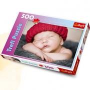 Trefl Puzzle Slagalica Little Sleepyhead 500 kom (37139)