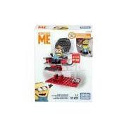 Mega Bloks Minions Conjunto Temático Médio Cadeira Vibratória - Mattel