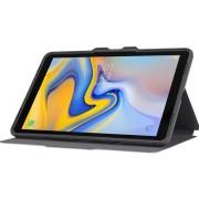 """Targus Click-In - Flip cover voor tablet - polyurethaan, namaakleer - lichtblauw - 10.5"""" - voor Samsung Galaxy Tab A (2018) (10.5 inch)"""