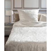 Bettwäsche aus Seide, 2-tlg., 160 x 210 cm, Kopfkissenbezug 65 x 100 cm, Reissverschluss, Seidenjacquard