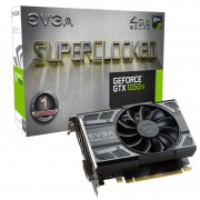 EVGA GeForce GTX 1050 TI SC GAMING 04G-P4-6253-KR