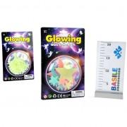 Distributori giocattoli blister con stelle fluorescenti s426/sg21018abc a-1 assortiti (no scelta)
