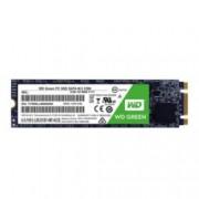SSD 240GB Western Digital Green, SATA 6Gb/s, M.2 2280, скорост на четене 545 MB/s, скорост на запис 545 MB/s