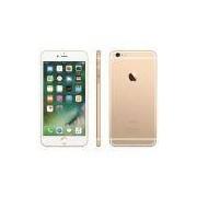 "iPhone 6s Plus Apple com 128GB, Tela 5,5"" HD, 3D Touch, iOS 11, Sensor Touch ID, Câmera iSight 12MP, Wi-Fi, 4G, GPS, Bluetooth e NFC - Dourado"