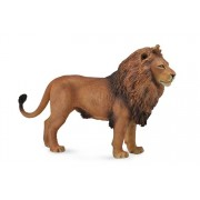 Leu African L - Animal figurina