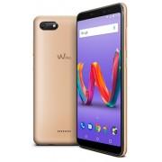 """Wiko Harry2 13,8 cm (5.45"""") 2 GB 16 GB Doppia SIM 4G Oro 2900 mAh"""