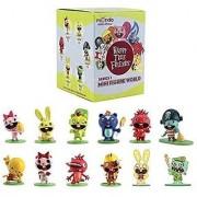New Happy Tree Friends Figures Toys Games Mini Figure World Blind Box Series 1