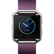 Smartwatch Blaze Fitness Wireless Size S Violet Fitbit