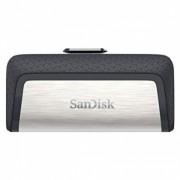 Memorie USB Sandisk ULTRA DUAL DRIVE USB Type-C 16GB 130MB/s