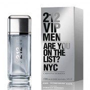 Carolina Herrera Perfume Masculino 212 Vip Men EDT 200ml - Masculino