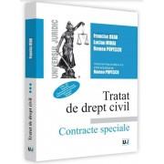 Tratat de drept civil. Contracte speciale, vol. III. Depozitul. Imprumutul de folosinta. Ed. a V-a