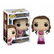 Hermione granger yule ball Funko pop harry potter y el caliz de fuego INCLUYE BOLSA POP PARA REGALO