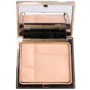 Clarins Face Make-Up Ever Matte pó compacto mineral para aspeto mate tom 00 Transparent Opale 10 g