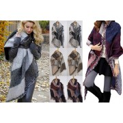 Guangzhou Zhangmafushi Co.,Ltd t/a Wish-Imports £7.99 instead of £49.99 for a ladies' winter scarf from Wish Imports - save 84%