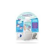 Filtro Aquafresh Pratic 200 BR Branco Com Torneira - 7035