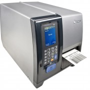 Stampante Intermec PM43; termica diretta, trasferimento termico; lan/rs232 db9 (seriale)/usb; display touch screen