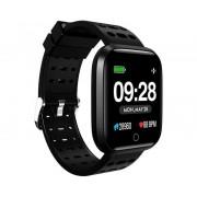"""Innjoo Reloj innjoo sport watch negro cuadrado/ 1.33""""/ 512kb rom/ 64kb ram/ bluetooth 4.0"""