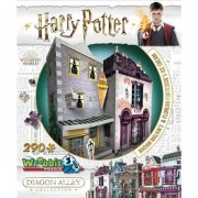 Harry Potter Hogwarts Diagon Alley Collection Madam Malkins & Flor