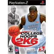 2K Games College Hoops 2K6 PlayStation 2 (Collector's)
