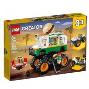 Lego Creator Burger-Monster Truck