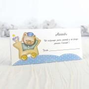 Mapă de bani&Card de masă cod 7504